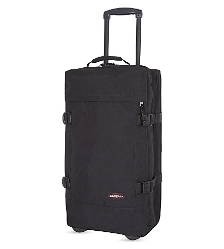 EASTPAK Tranverz large two-wheel suitcase 79cm (Black