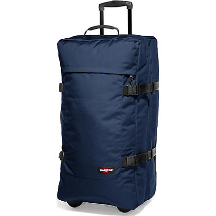 EASTPAK Transfer large two-wheel suitcase 77cm (Bonkers+navy
