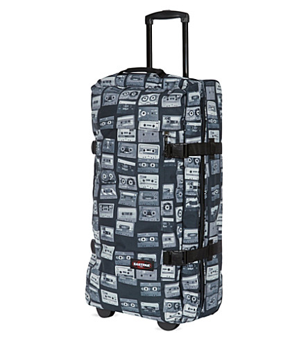 EASTPAK Tranverz large two-wheel suitcase 79cm (Casette