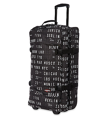 EASTPAK Tranverz large two-wheel suitcase 79cm (Delayed