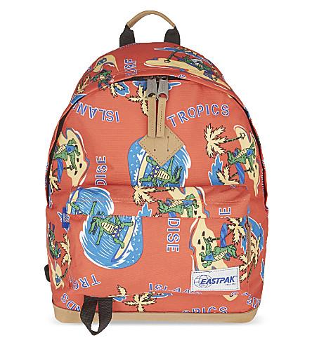 EASTPAK Wyoming Paul & Joe Butterfly backpack (Croc a smile