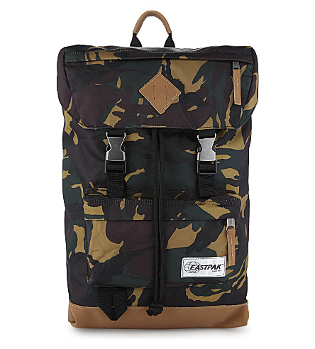 EASTPAK Rowlo backpack (Into+camo