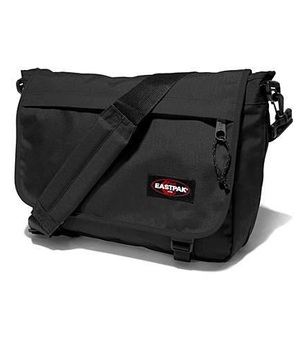 EASTPAK Authentic Delegate messenger bag (Black