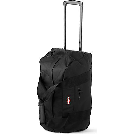 EASTPAK Authentic wheeled duffel bag (Black