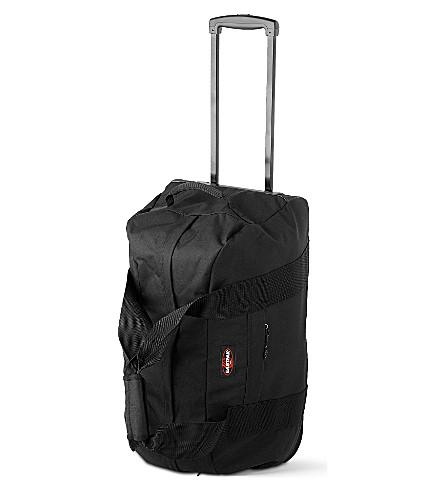 EASTPAK Authentic wheeled duffel bag (Black