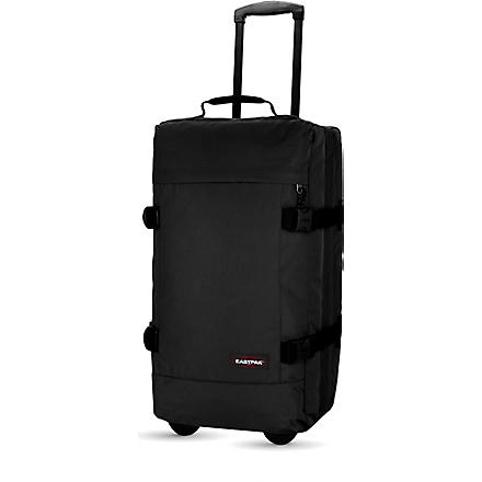 EASTPAK Transfer medium two-wheel suitcase 66cm (Black