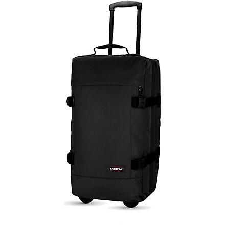 EASTPAK Transfer medium two-wheel suitcase 66cm (Black