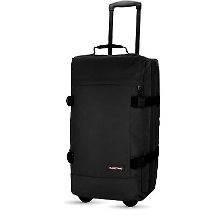 EASTPAK Transfer large two-wheel suitcase 77cm (Black
