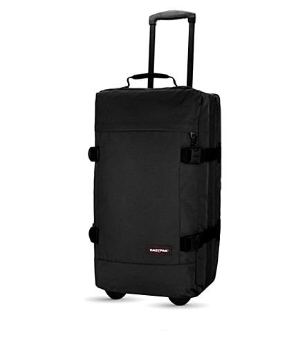 EASTPAK Transfer large two-wheel cabin suitcase 79cm (Black