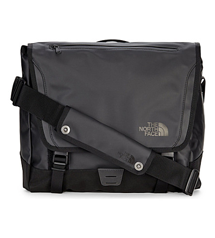 THE NORTH FACE Base Camp messenger bag (Tnf+black