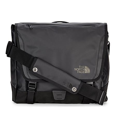 THE NORTH FACE Base Camp messenger bag (Tnf+black