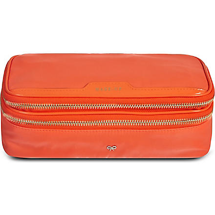 ANYA HINDMARCH Make-up bag (Clementine