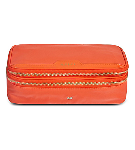 ANYA HINDMARCH Make-up bag (Clementine