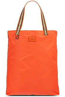 Nylon pocket shopper