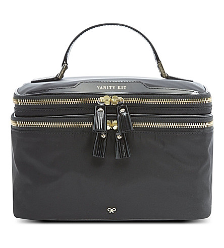 ANYA HINDMARCH Vanity Kit (Black