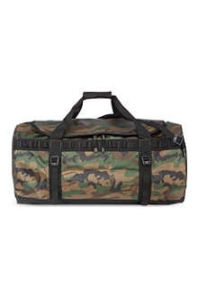 THE NORTH FACE Camouflage print duffle bag