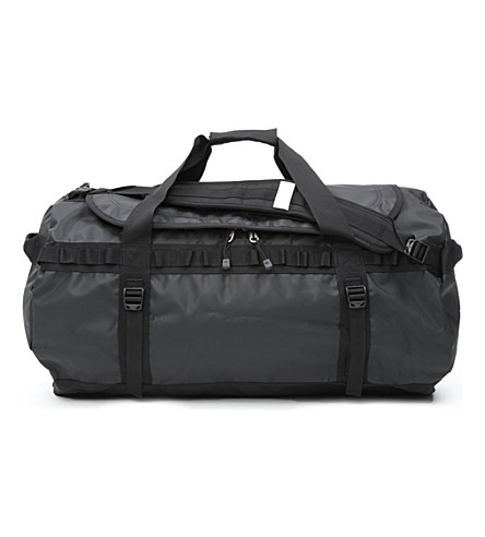 THE NORTH FACE Base Camp large duffle bag (Tnf+black