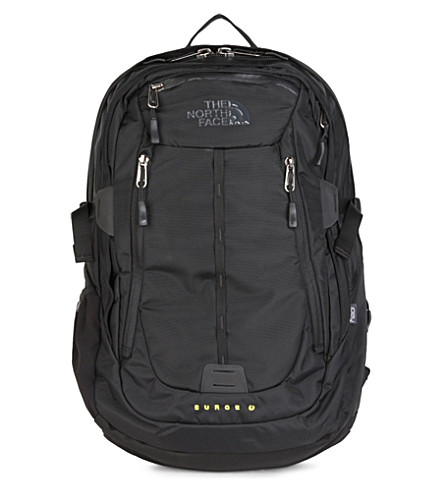 THE NORTH FACE Surge II charged backpack (Black
