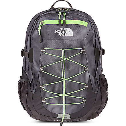 THE NORTH FACE Borealis laptop backpack (Grey/ ombre print