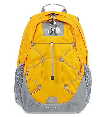 THE NORTH FACE Jester backpack (Orange/grey