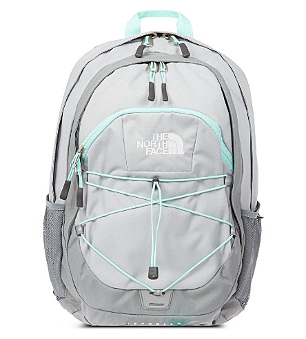 THE NORTH FACE Isabella backpack (Grey/green