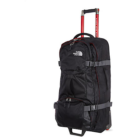 THE NORTH FACE Longhaul wheeled bag (Black
