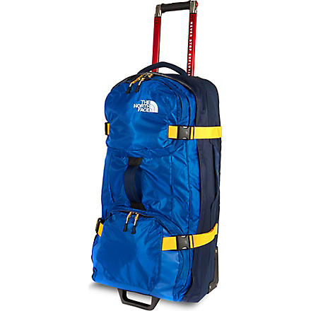 THE NORTH FACE Longhaul wheeled bag (Nautical blue