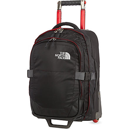 THE NORTH FACE Overhead two-wheel cabin suitcase 49cm (Black