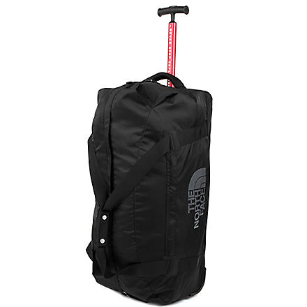THE NORTH FACE Wayfinder wheeled duffel bag 75cm (Black