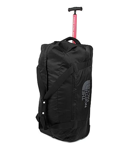 THE NORTH FACE Wayfinder wheeled duffel bag 75cm (Black