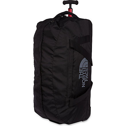 THE NORTH FACE Wayfinder wheeled duffel bag 48cm (Black