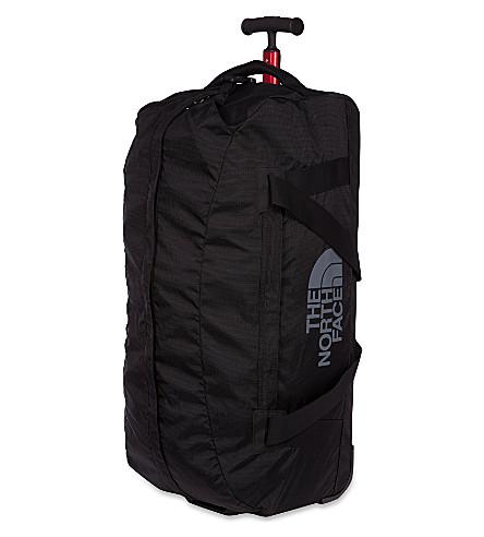 THE NORTH FACE Wayfinder wheeled duffel bag 48cm (Black