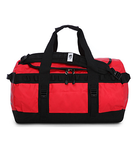 THE NORTH FACE Base camp medium duffel bag (Red