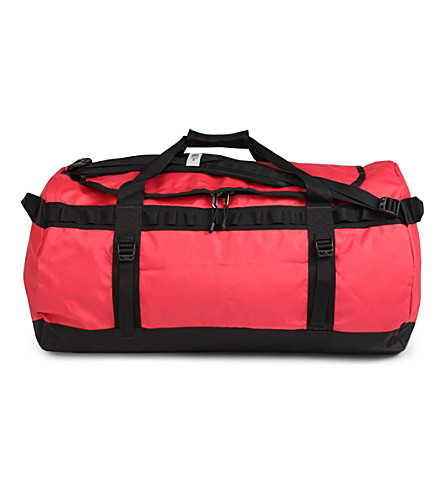 THE NORTH FACE Large base camp duffel 90L (Red