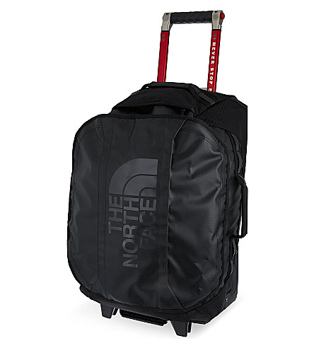 TNF Rolling Thunder two-wheeled suitcase (Tnf+black