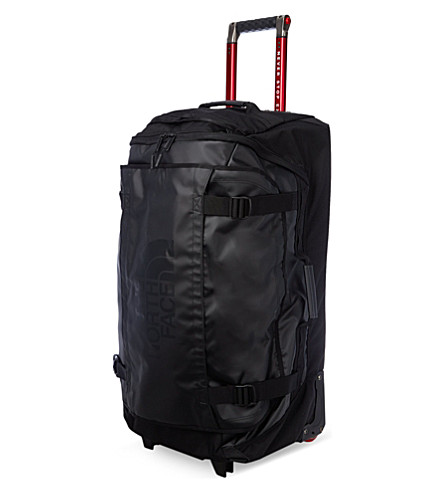TNF Rolling Thunder large two-wheel suitcase 75cm (Tnf+black