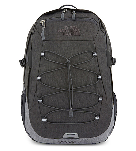 THE NORTH FACE Classic Borelais backpack (Dkgry/medgry