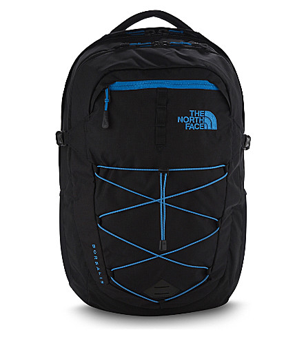 THE NORTH FACE Borealis backpack (Black/blue