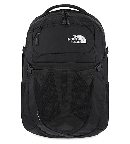 THE NORTH FACE Recon zipped backpack (Black