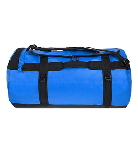 THE NORTH FACE Base Camp large duffel bag (Blue/blue