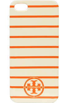 TORY BURCH Stacked T logo iPhone case