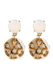 TORY BURCH Courtlyn drop earrings