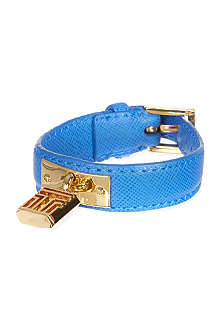 TORY BURCH Fret lock bracelet