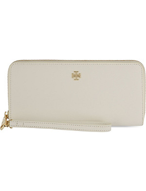 TORY BURCH York zipped continental purse