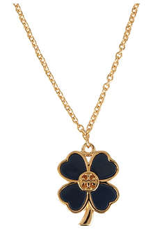 TORY BURCH Shawn gold-plated necklace