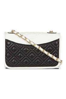 TORY BURCH Fleming mini cross-body bag