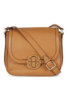 TORY BURCH Amanda round cross-body bag