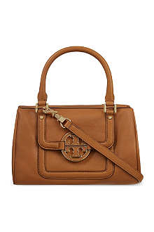 TORY BURCH Amanda slouchy mini satchel