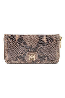 TORY BURCH Catalina leather wallet