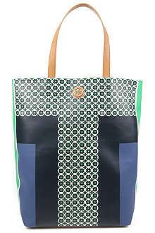 TORY BURCH Halland printed shopper